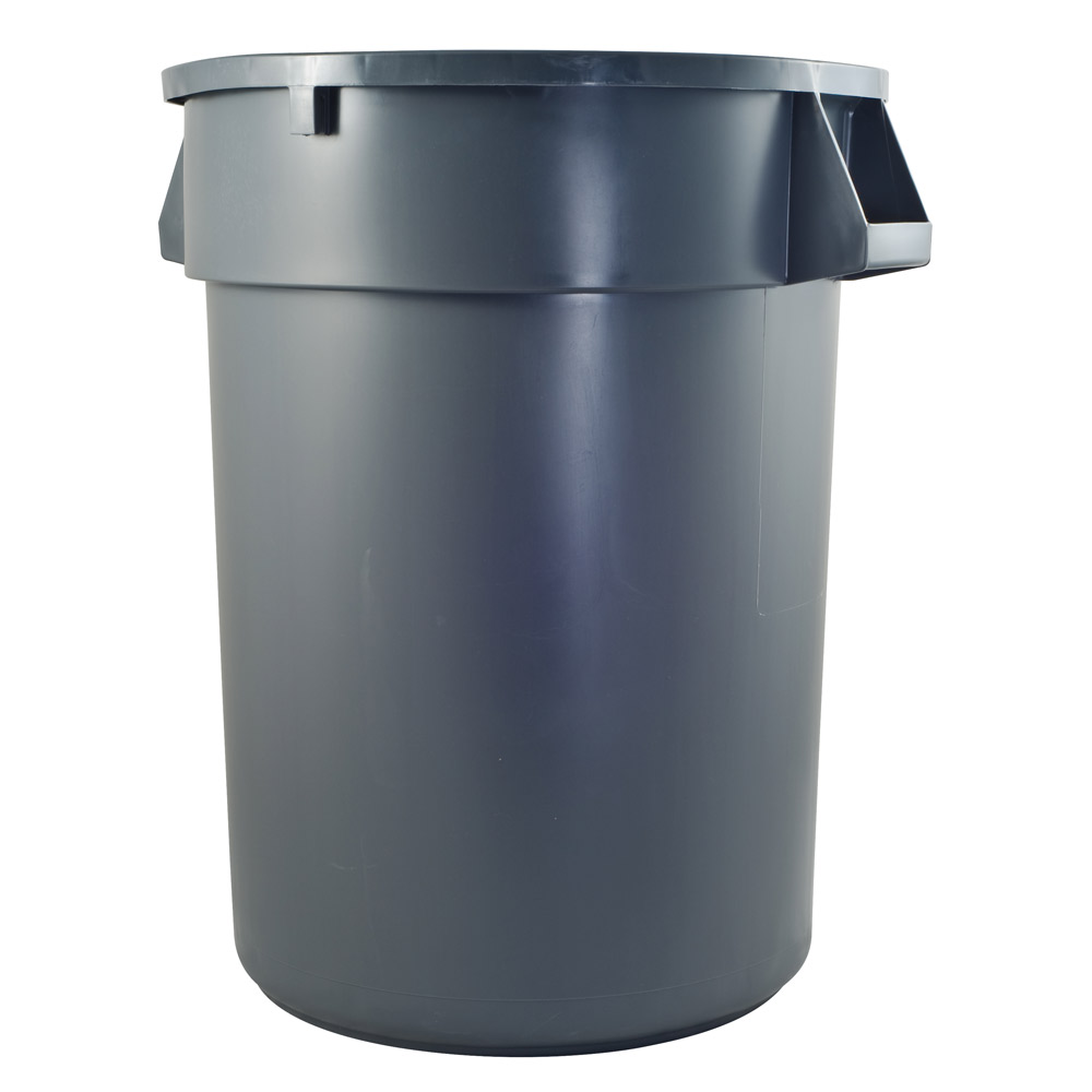 Industrial Garbage Containers : Public kitchen supply continental commercial trash