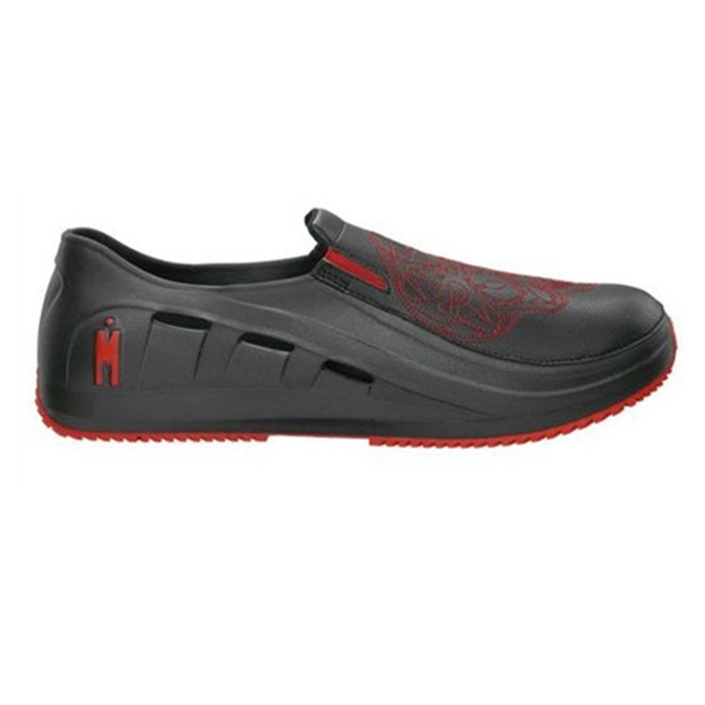 Mozo Red Skull Shoes