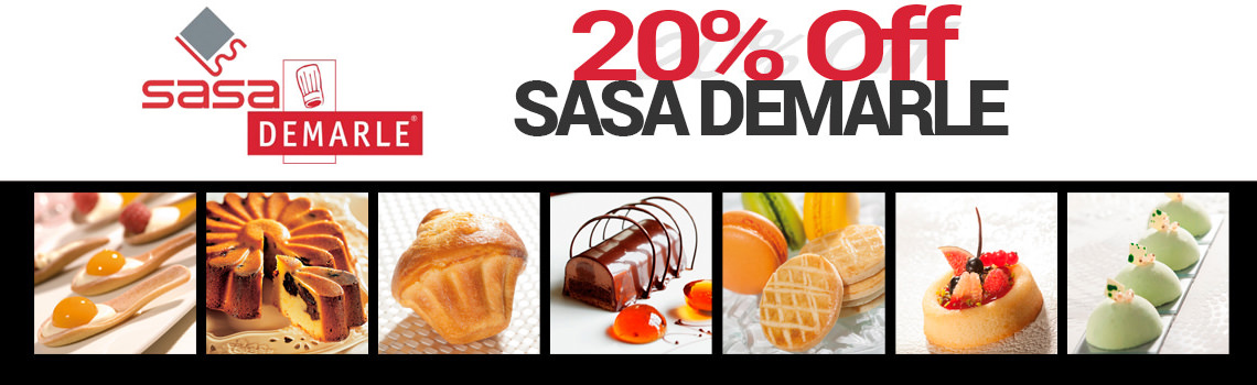Sale on Sasa Demarle