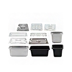 Kitchen Food Pans | Restaurant Supplier | Public Kitchen Supply