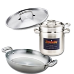 Kitchen Cookware | Pots and Pans | Skillets | Public Kitchen Supply