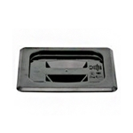 Black Food Pan Lids | Restaurant Supplier | Public Kitchen Supply