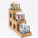 Packeted Condiment Organizers | Restaurant Displays | Public Kitchen Supply