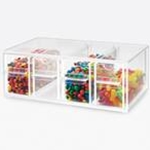 Ice Cream/Cereal Organizers | Restaurant Supplier | Public Kitchen Supply