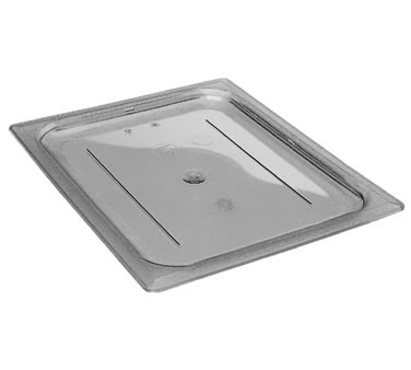 Cambro - Full 1/1 Size High-Heat Pan Cover Amber Hot | Public Kitchen Supply