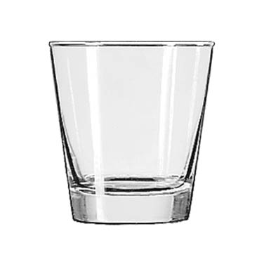 Libbey- Old Fashioned Glass, 6-1/2 oz., heavy base 48/Case (127)