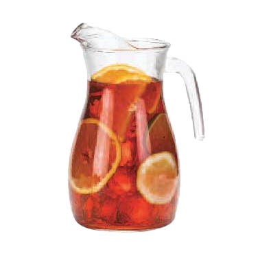 Libbey- Pitcher, 50-3/4 oz., glass, clear 6/Case (13112221)