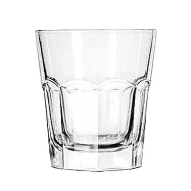 Libbey- Double Rocks Glass, 13 oz., DuraTuff®, Gibraltar® 36/Case (15233)