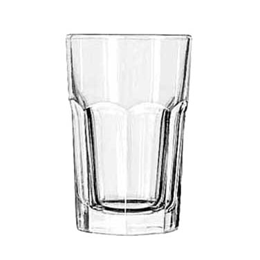 Libbey- Beverage Glass, 10 oz., DuraTuff®, Gibraltar® 36/Case (15237)