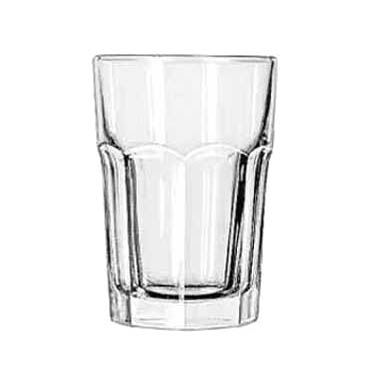 Libbey- Beverage Glass, 12 oz., DuraTuff®, Gibraltar® 36/Case (15238)