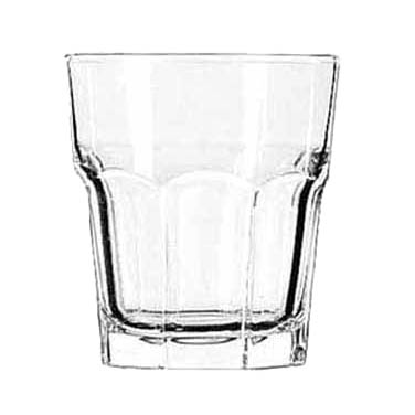 Libbey- Double Rocks Glass, 12 oz., DuraTuff®, Gibralt 36/Case (15243)