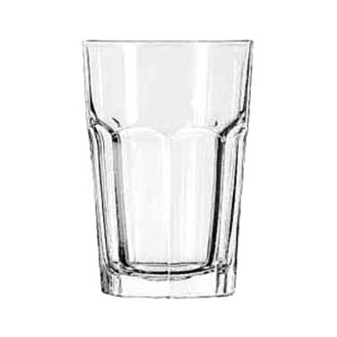 Libbey- Beverage Glass, 14 oz., DuraTuff®, Gibraltar® 36/Case (15244)