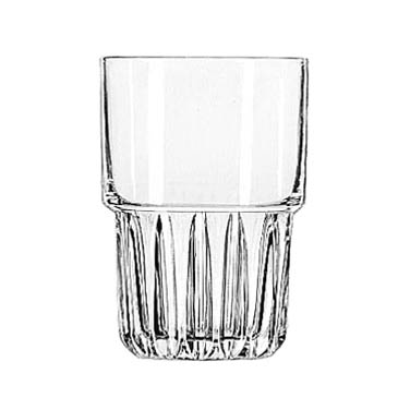 Libbey- Beverage Glass, 12 oz., stackable, DuraTuff®, Everest 36/Case (15436)