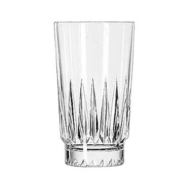 Libbey- Hi-Ball Glass, 8-3/4 oz., DuraTuff®, Winchester 36/Case (15456)