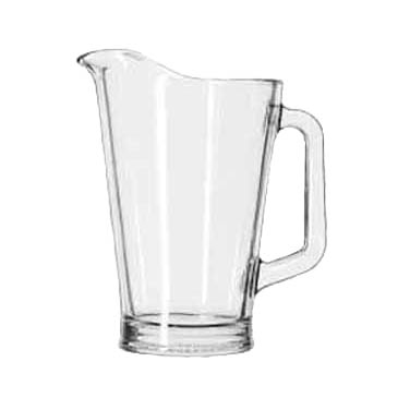 Libbey- Pitcher, 60 oz., glass 6/Case