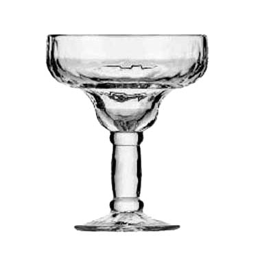 Libbey- Yucatan Margarita Glass, 13-1/2 oz., rustic hand blown, glass 12/Case (5784)