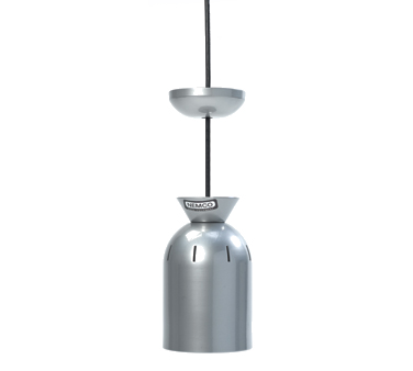 Nemco - Single Bulb Suspended Infrared Bulb Warmer (6' Cord) | Public Kitchen Supply