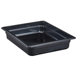 "Cambro - 1/2 Size x 2.5"" Deep Food Pan 
