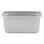 "Browne - 1/3 Size x 6"" Deep Stainless Food Pan 