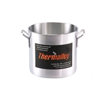 Browne - 32 Qt Aluminum Stock Pot | Public Kitchen Supply