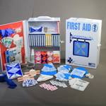 Certified Safety Mfg - ANSI Hospitality First Aid Kit (75V) | Public Kitchen Supply