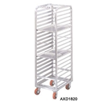 "Channel Mfg - Bun Pan Rack, heavy duty, 64""H, 3"" spacing, capacity (18) 18"" x 26"" pans