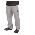 Chef Revival– Houndstooth Baggy Pants (L)| Public Kitchen Supply