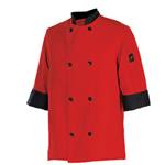 Chef Revival - Tomato Crew Fresh Jacket (Large) | Public Kitchen Supply