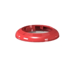 Fundamental Designs - 1/4 oz FIFO Portion Pal Ring (Red) | Public Kitchen Supply