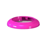 Fundamental Designs - 2/5 oz FIFO Portion Pal Ring (Purple) | Public Kitchen Supply