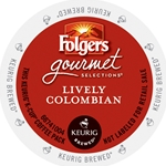 Folgers Gourmet - Lively Colombian K-Cups | Public Kitchen Supply