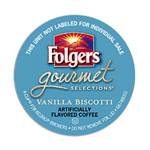 Folgers Gourmet - Vanilla Biscotti K-Cups | Public Kitchen Supply