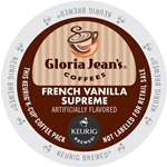 Gloria Jean's - French Vanilla Supreme K-Cups | Public Kitchen Supply