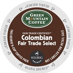 Green Mountain - Colombian Fair Trade Select K-Cups | Public Kitchen Supply