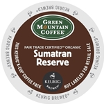 Green Mountain - Organic Sumatran Reserve K-Cups | Public Kitchen Supply