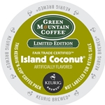 Green Mountain - Island Coconut K-Cups | Public Kitchen Supply