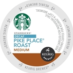 Starbucks - Decaf Pike Place Roast K-Cups | Public Kitchen Supply