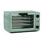 Equipex - Tempest 1/4 Size Convection Oven/Broiler | Public Kitchen Supply