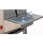 Crown Verity - Removable Hand Sink | Public Kitchen Supply