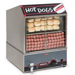 Nemco - Hot Dog Steamer w/Low Water Indicator (220V) | Public Kitchen Supply