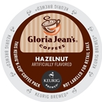 Gloria Jean's - Hazelnut Retail K-Cups (72 ct) | Public Kitchen Supply