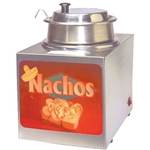 Gold Medal-WARMER, NACHO CHEESE WITH DIPPER (2365)Public Kitchen Supply