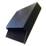 Telequip -T-Flex Black Overlay Cover (P21222) | Public Kitchen Supply