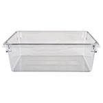 Cambro - 3 Gal Food Storage Box (Clr) | Public Kitchen Supply