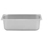 "Browne - 1/3 Size x 4"" Deep Food Pan (SS) 