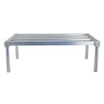 "Channel Mfg - 48"" Aluminum Dunnage Rack 