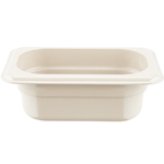 "Cambro - 1/9 Size x 2.5"" Deep Food Pan  