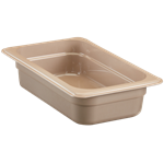 "Cambro - 1/4 Size x 2"" Deep High-Heat Food Pan  