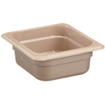 "Cambro - 1/6 Size x 2"" Deep Food Pan  