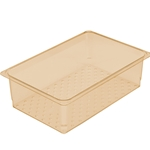 "Cambro - 1/2 Size x 5"" Deep High-heat Food Pan Colander (AMBR) 